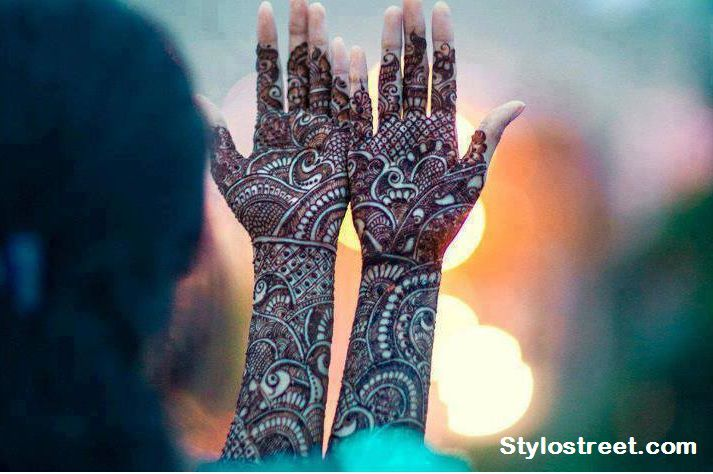 19 Haircuts For Older Women Winter 2018 2019 Edition: Pakistani Brides Updated Mehndi Designs 2018 For Women
