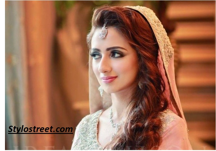 Perfect Girl S Hairstyles Ideas For Walima Fuction 2018 19 Stylostreet