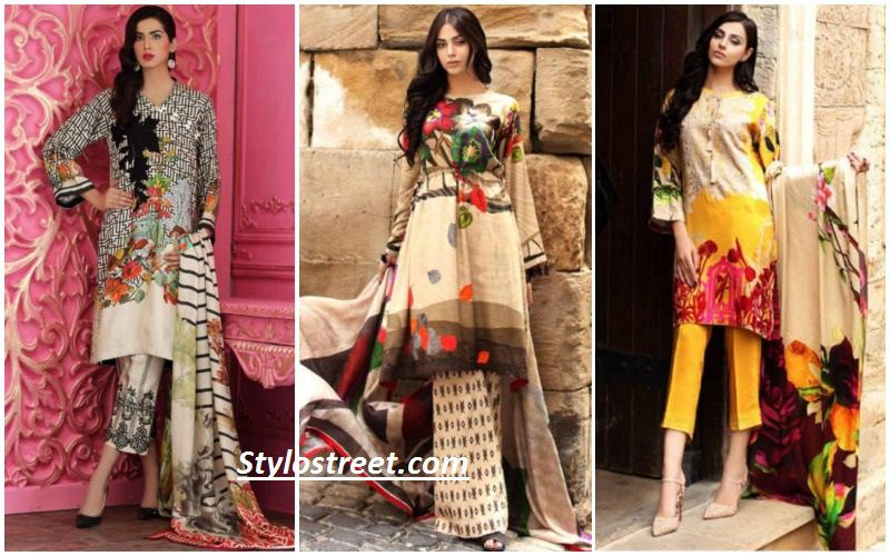 Latest Naranji Winter Collection 2019 Clothing For Pakistani Women
