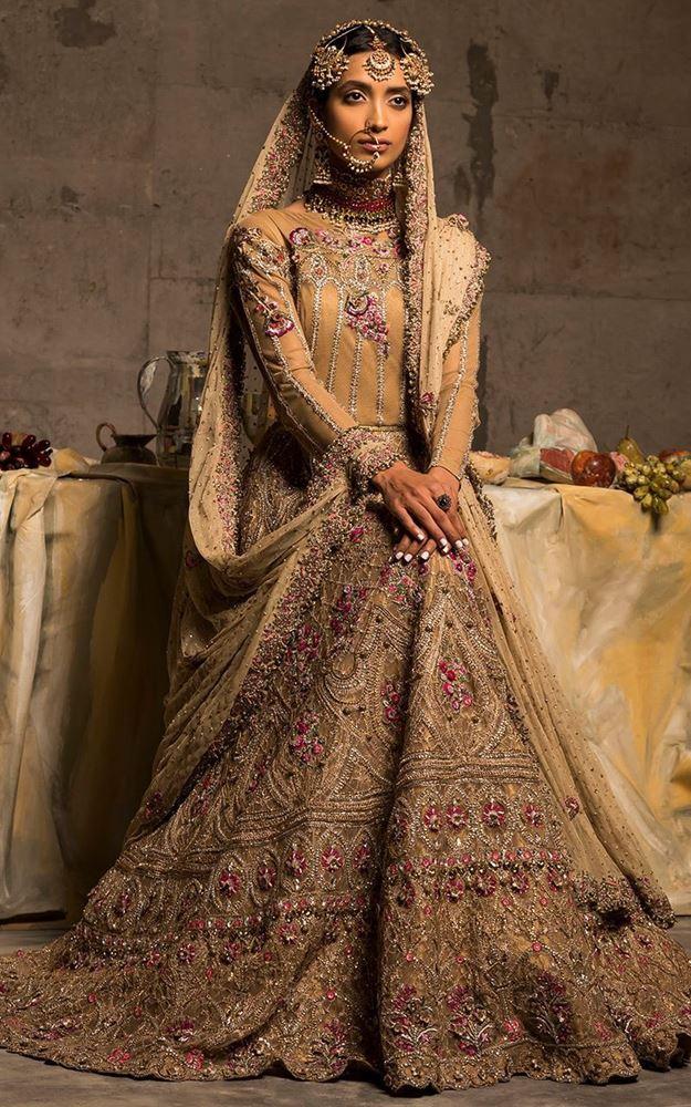 Popular Pakistani Top 10 Bridal Dresses Designers List 2019 Stylostreet