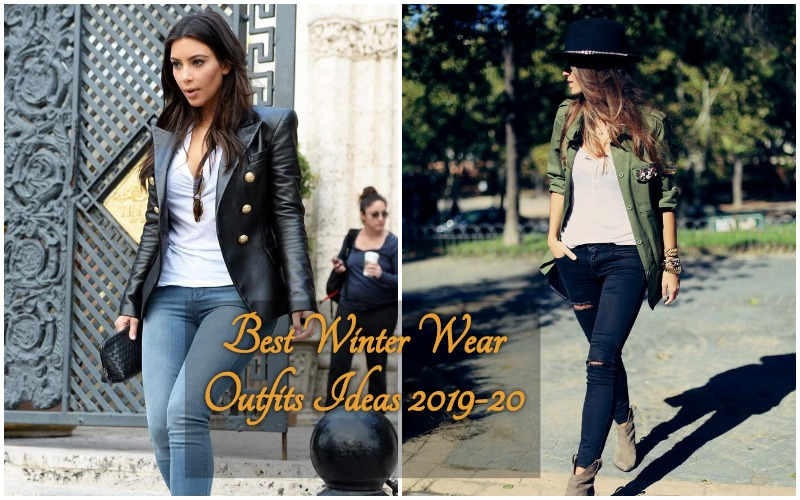 30+Winter Outfits Ideas for Women 2019 20 | Stylostreet