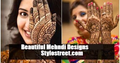 New Mehndi Designs for Women