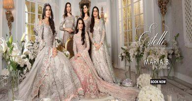 Maria B Wedding Wear