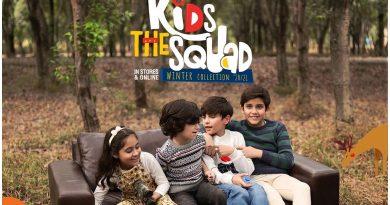 latest kids winter dresses in Pakistan