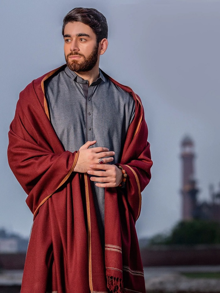 Men's wear Winter Shalwar Kameez