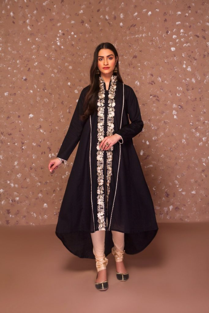 Mausummery Winter Collection 2020-21 Black