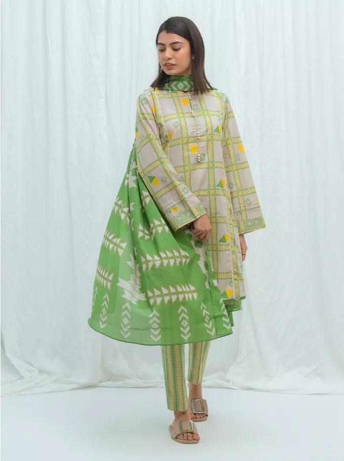 elegant Pakistani dress