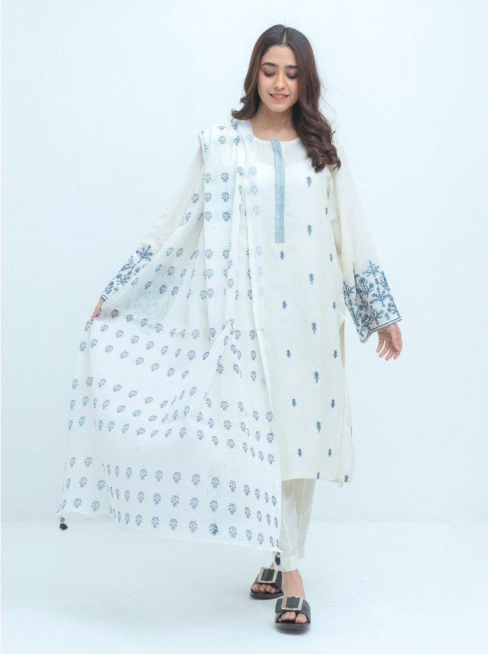 White Luxury Dress