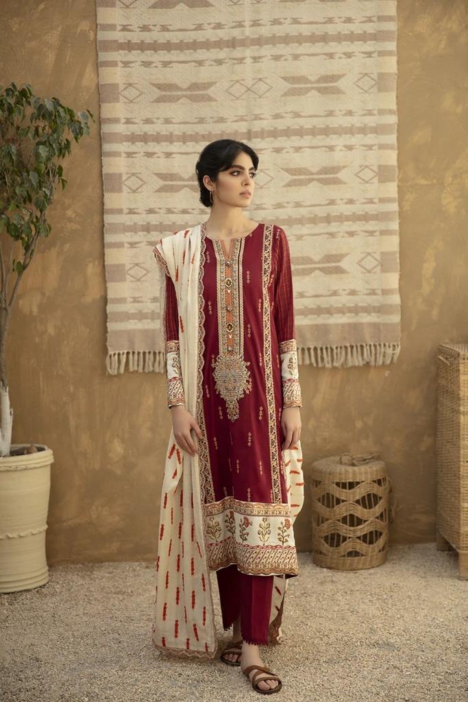 Qalamkar Eid Collection 2021