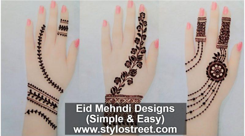 Mehndi Designs For Eid
