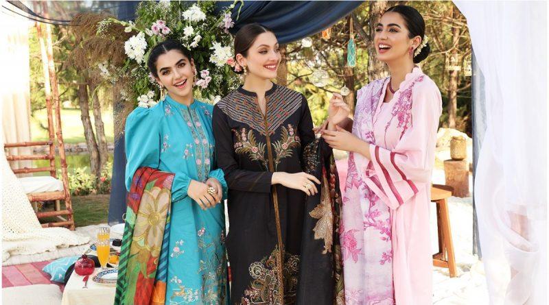 Nishat Linen Eid Ul Adha collection