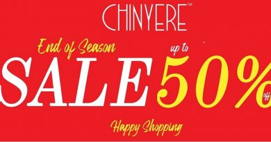 Chinyere End Of Season Sale