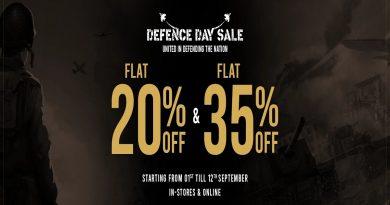 Mtj Defence Day Sale