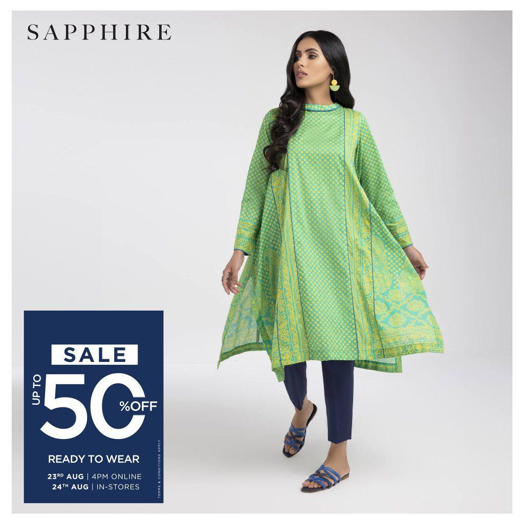 sapphire mid summer sale