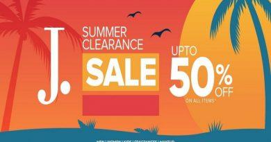 J. Summer Sale 2021