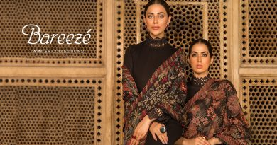 Bareeze-winter-collection
