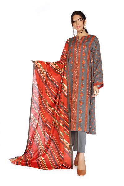 Nishat Linen Unstitched Winter