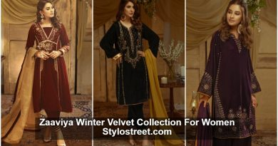 Zaaviya Winter Velvet Collection 2021 – Here in this post we are going to discuss the Pakistani traditional fashion brand name 'ZAAVIAY'. This brand was founded by Fatima Hasan, who is loves Pakistani traditions and fashion styles. Furthermore, she has over 15 years of experience in the national and international fashion industries. Zaaviya brand working in Pakistan to provide the best women's luxury clothing at an affordable price.